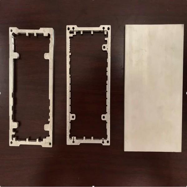 Marco de la aleación de aluminio para electrodomésticos