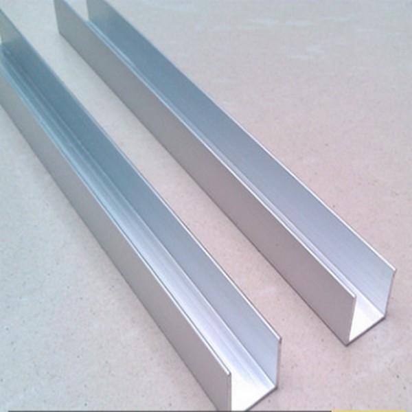 Decorativo perfiles de aluminio