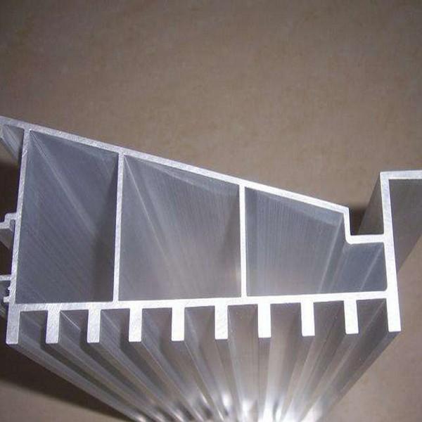 Transporte del carril de aleación de aluminio